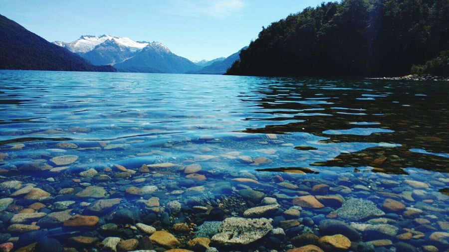 Mountain Lake Water Beauty In Nature No People Paz ✌ Paz EyeEm EyeEm Gallery Argentina 👑🎉🎊👌😚😍 EyeEmNewHere Eye4photography  Patagonia Tranquility