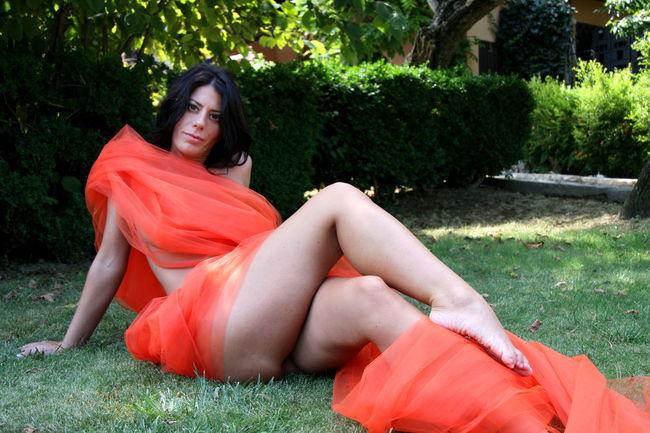 Arancione Feet Game Girl Legs Piede Piedi Sexygirl Sexyselfie V