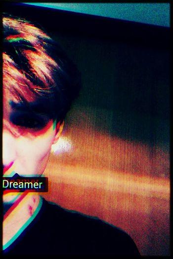 Hello World Dark And Light That Hickey On My Neck  Darkside Badboy 3D I'm A Dreamer