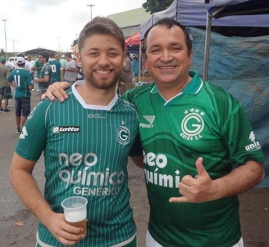 Friends. Fans of Goias Team. Goias State. Goias Esporte Clube Football That's Me Friends