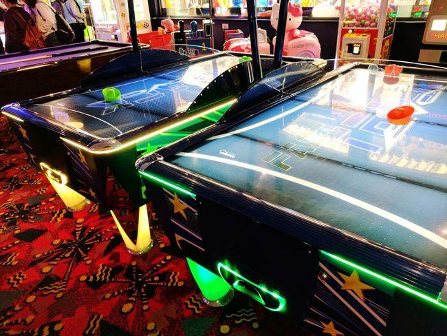 City Break Illuminated No People Fun Amusement Park Arcade Arcade Games Amusement Park Ride Air Hockey Indoors  Clacton Clacton On Sea Clacton Pier EyeEm EyeEm Gallery EyeEmNewHere United Kingdom
