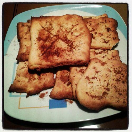 Pan de lembas casolà fet per @sannicorules LOTR Lembas Pandelembas