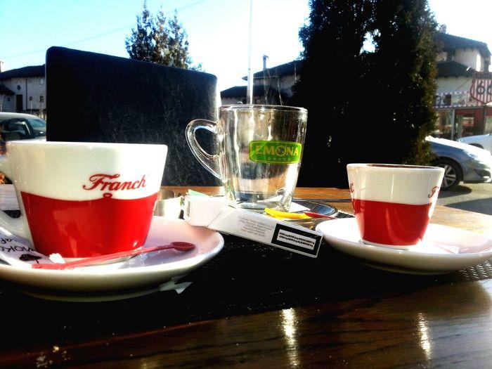 Franchcaffe Moko Bregudiellit Sunshine ☀ Pristina Kosovo