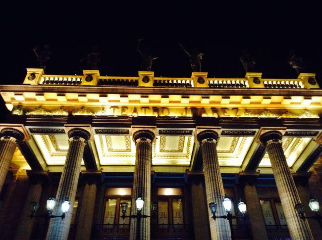 Guanajuato Teatro Juarez