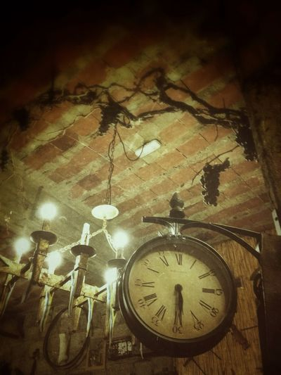 Time ticking in my head...