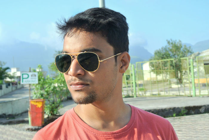 EyeEm Selects Sunglasses One Person Outdoors Headshot Myself