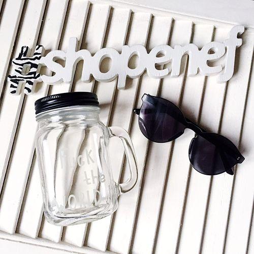 Candy Glasses Sunglasses Shopenef  Black Glasses