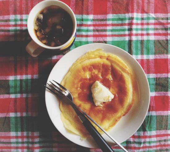 Breakfast Hotcake Coffe Marimekko