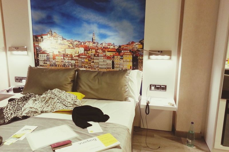 Hotel Room VuelingBotschafter
