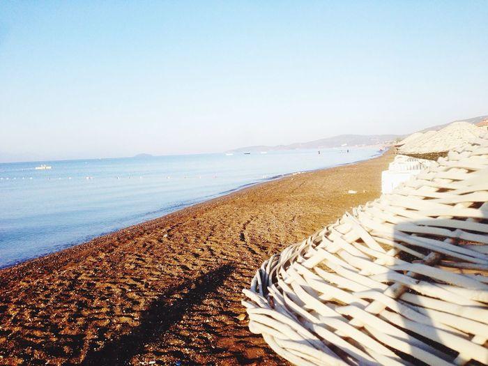 Doğa Temiz Hava Misss Deniz Turkey Izmir Seferihisar
