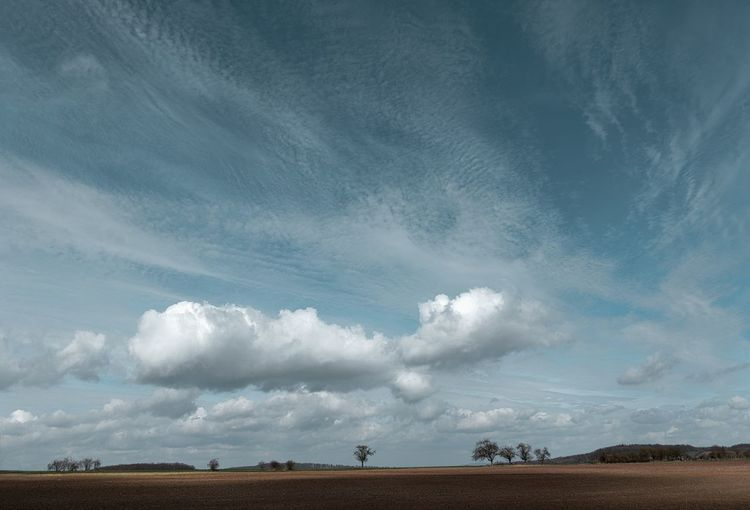Cloud - Sky Environment Landscape Sky Land Beauty In Nature Scenics - Nature Field Tranquil Scene Nature Tranquility No People Horizon Rural Scene Horizon Over Land Day Agriculture Storm Plant Power In Nature Prairie