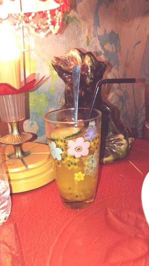 Nước Chanh dây Nước Drink Food And Drink Refreshment Table Indoors  Glass No People