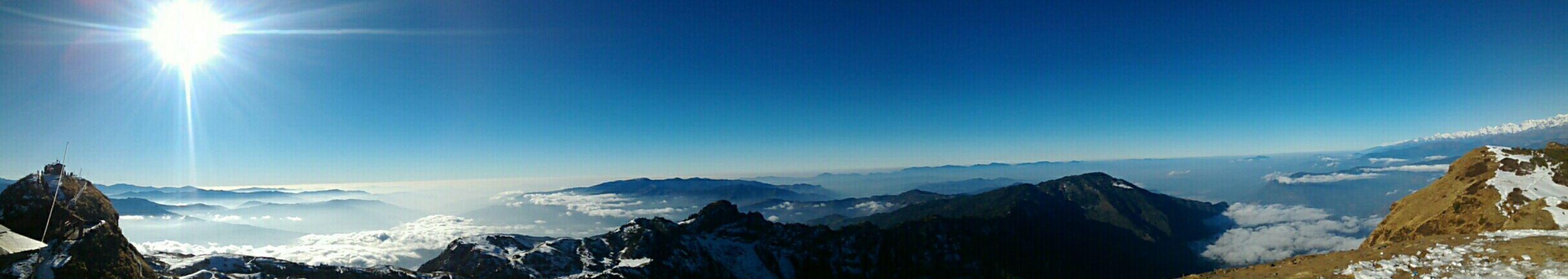 3700m Kalinchok Trek Horizon