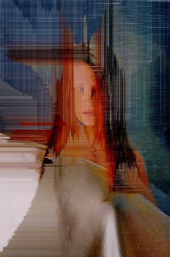 Pixel Sorting,