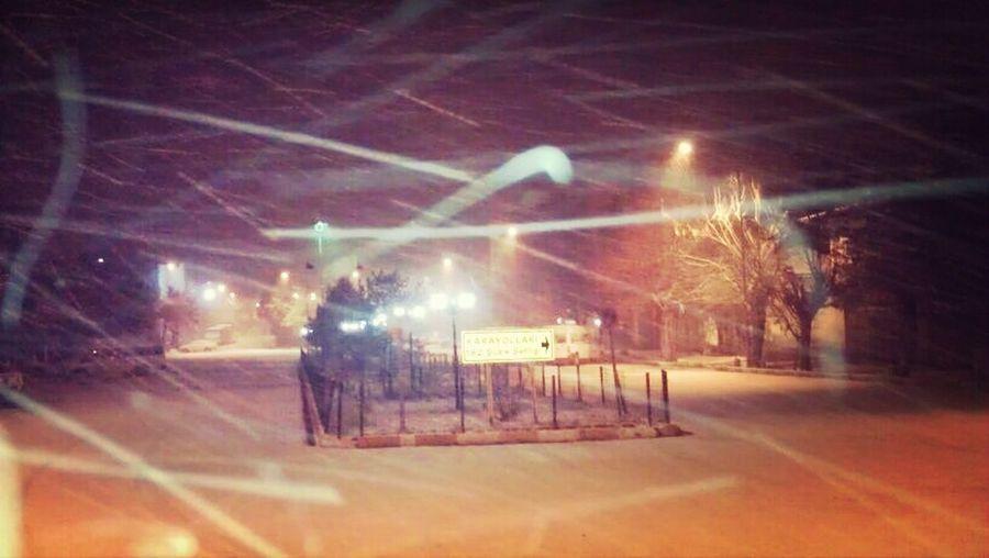 Tipi Snowstorm Fakespring Yalancibahar