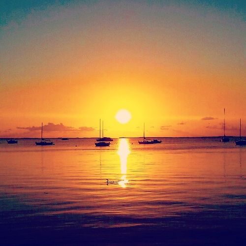 Florida Keys 82° Beautiful sunset