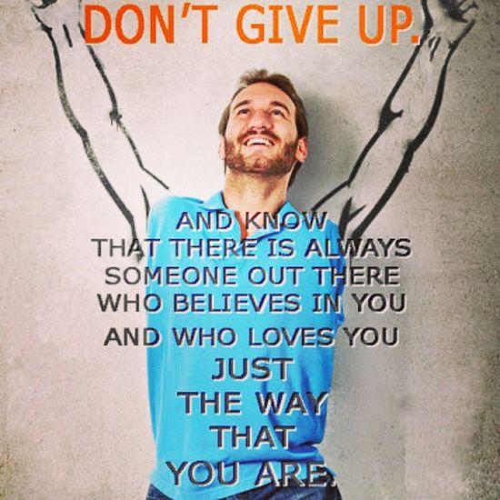 Motivation Nikvujicic Life Responsibility Faith God Mercy  love Boxing Myfab