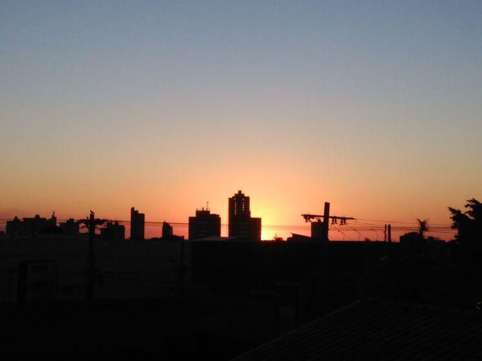 Por do sol First Eyeem Photo