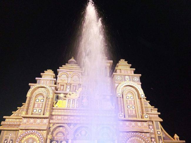 Celebrations never ends..... Mandap Kali Maa Puja celebration