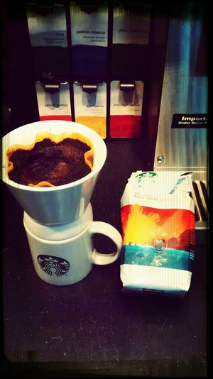 Kape Vinta Blend® Starbucks Coffee Time