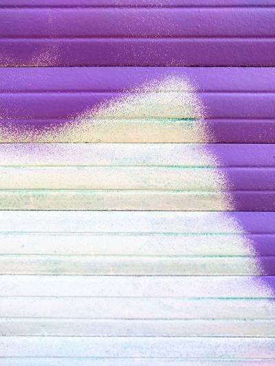 Abstract Purple Backgrounds Pink Color Multi Colored Pattern Painted Image Textured  Spray Paint No People Close-up Outdoors Minimalist Architecture