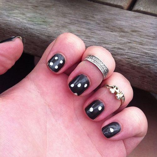 Day2: nails. @deannewrigley Mineweretoougly