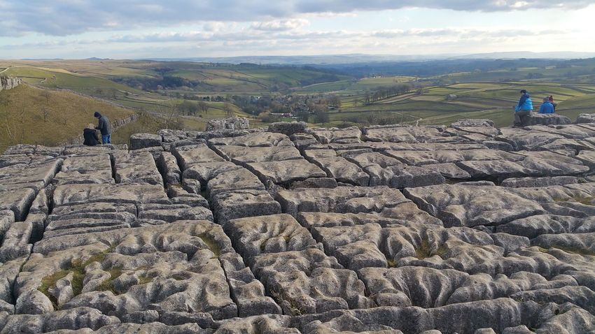 Samsung Note 4 No People Nature Beauty In Nature Day Scale  Harry Potter Malham Cove