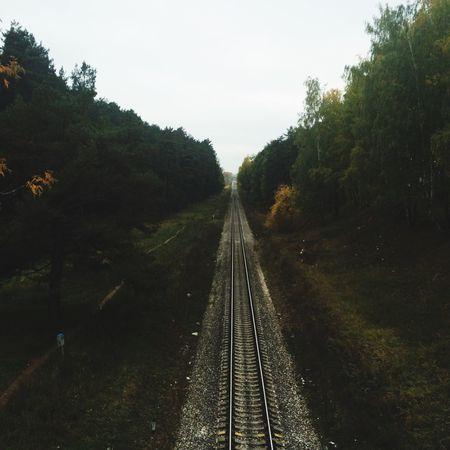 Любимая дорога First Eyeem Photo