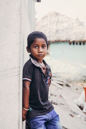 India Child One Person ASIA Portrait Day City EyeEm Best Shots Incredibleindia Travel Photography Eye4photography  Vscocam The Week On Eyem Documentary VSCO Journey Check This Out Street Incredible India Looking At Camera