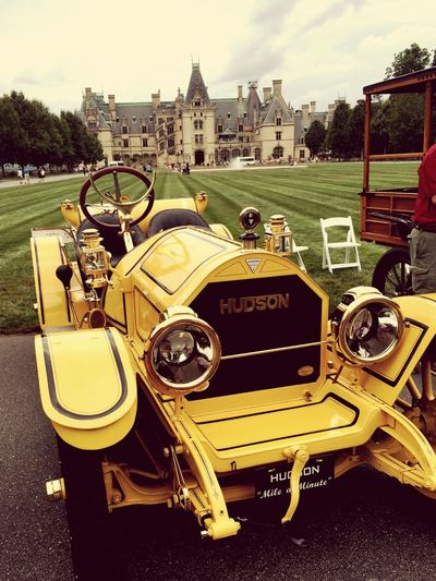 Biltmore Estate Vintage Cars Old Fashion Beauty