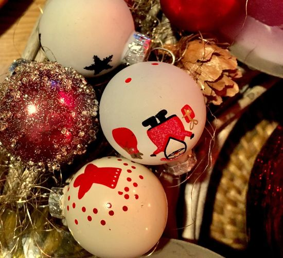 Christmas Christmas Lights Glitter Decoration Christmastime Winter Holiday Decoration Celebration Christmas No People Close-up Indoors  Christmas Decoration Christmas Ornament Sphere Still Life