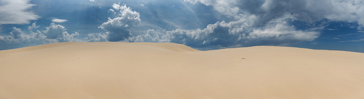 Proportions Australia Cloudscape Desert Dramatic Sky Dunes Panorama Abstract Blue Sky Clouds And Sky Contrasting Colors Desert Landscape Dramatic Clouds Dunescape Fading Landscape No People Peaceful Proportions Remote Sand Sand Color Sand Dunes Softness Stockton Dunes Storm Cloud