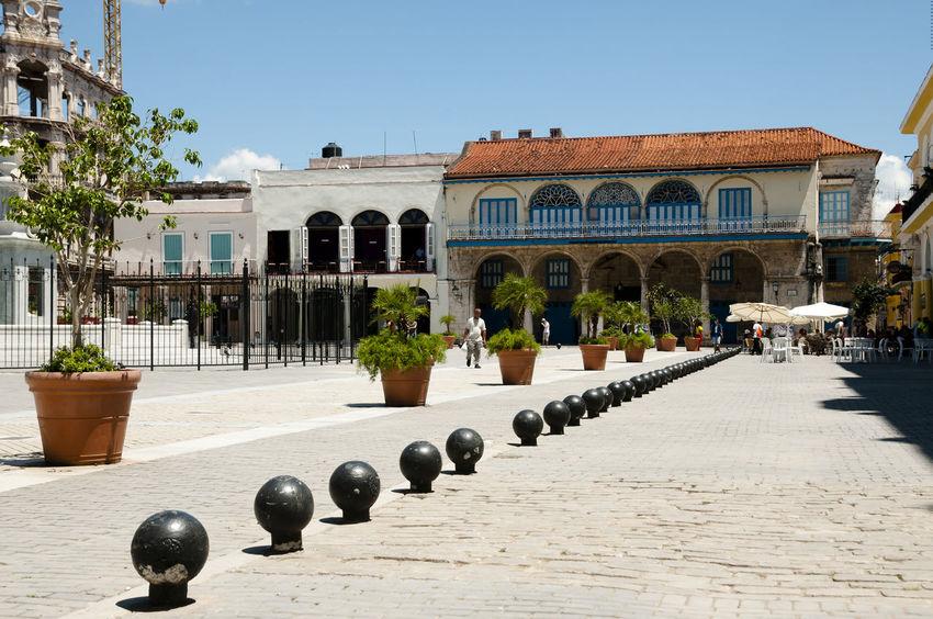 Plaza Vieja - Old Havana - Cuba City Cuba Habana Havana Old Havana Plaza Vieja Main Square