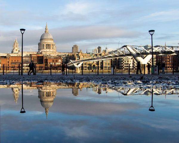 Showcase: January Praying City London Check This Out Urbanphotography Urban Taking Photos United Kingdom Church St Paul's Cathedral Church Architecture