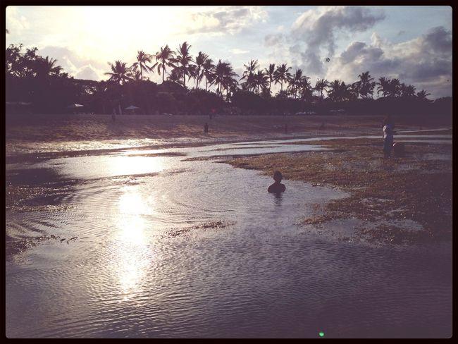 Beach Bali Throwback