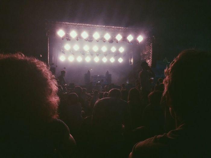 Rock En Seine Paris Festival Music