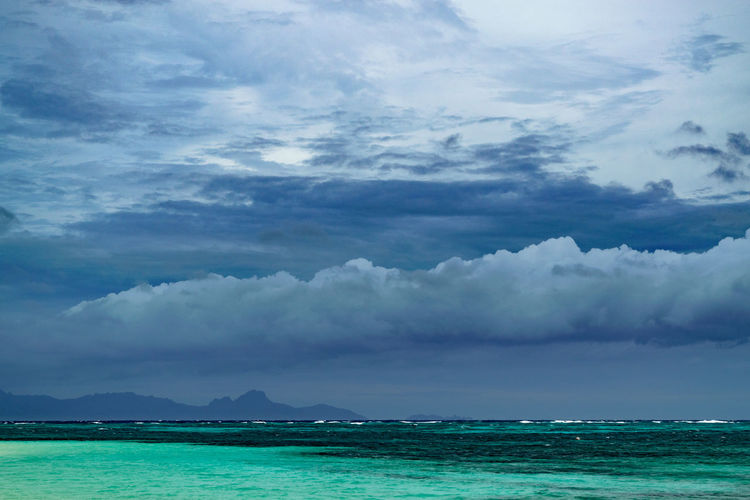 Aqua Cityscape Clouds And Sky Cloudy Fiji Ocean Pacific Ocean Seascape Sky Stormy Weather Water Water Reflections Weather