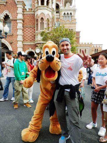 DisneySea Goofy