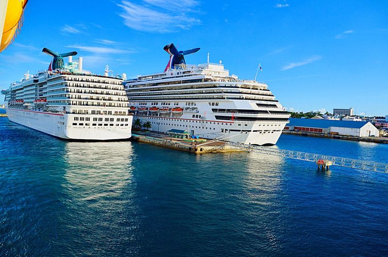 Port of Nassau Bahamas 11-20-14 Check This Out Hanging Out Taking Photos Relaxing Enjoying Life Hello World From An Ship Window Water Reflections Life Is A Beach Check This Out