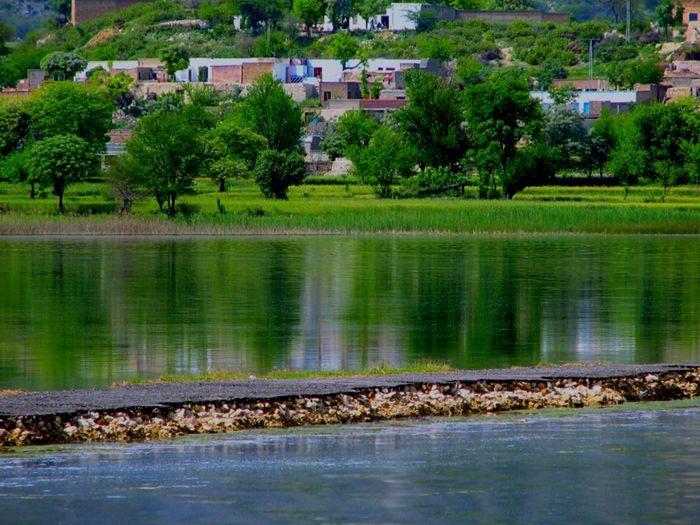 Village Life Road Road In Water EyeEmNewHere