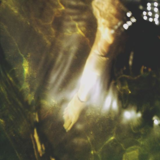 Underwater Underwater Photography Feet River Light Water The Moment - 2015 EyeEm Awards IPhoneography NEM Memories Barefoot