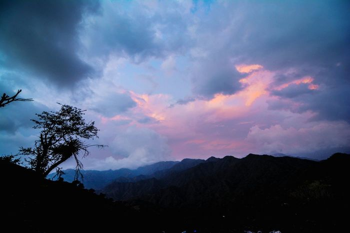تصوير للغروب غروب_الشمس تصويري_نيكون نيكون Nikon D5200 First Eyeem Photo