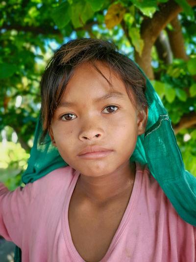 Sea Gypsy Nomadic Ethnic Maiga Island Island Semporna Sabah Malaysia People Sadness Happiness Uneducated