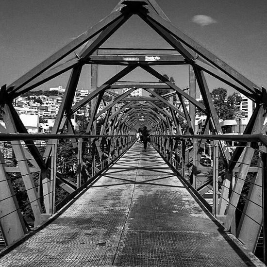 Art Is Everywhere Architecture Footbridge
