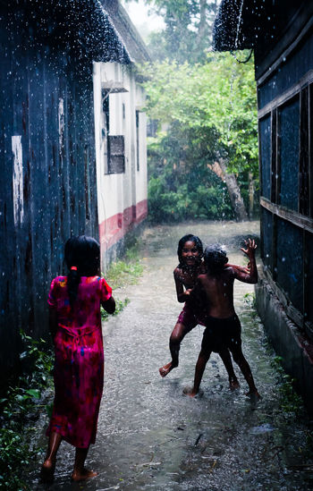 Its a rainy day so we should feel these rain drops Bangladesh Funny Rain Drops Stock Photography Bestoftheday Besuty Enjoying Life Fun The Day Neature Photography Play With Water Rainy Day Rainy Season