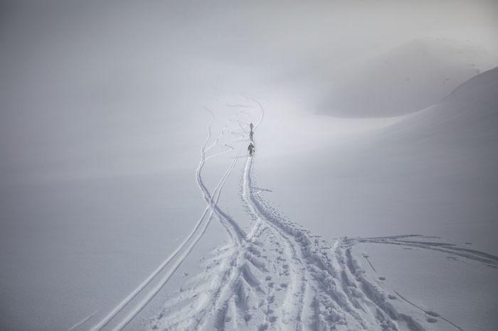 Winteraction Sports Travel Winter Snow Mountains Alps Adventure Backcountry Skiing Ski Go Higher