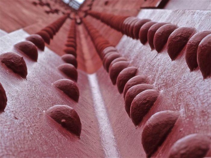 Look Up Macro_collection EyeEm Best Shots - Macro / Up Close Golden Gate Bridge