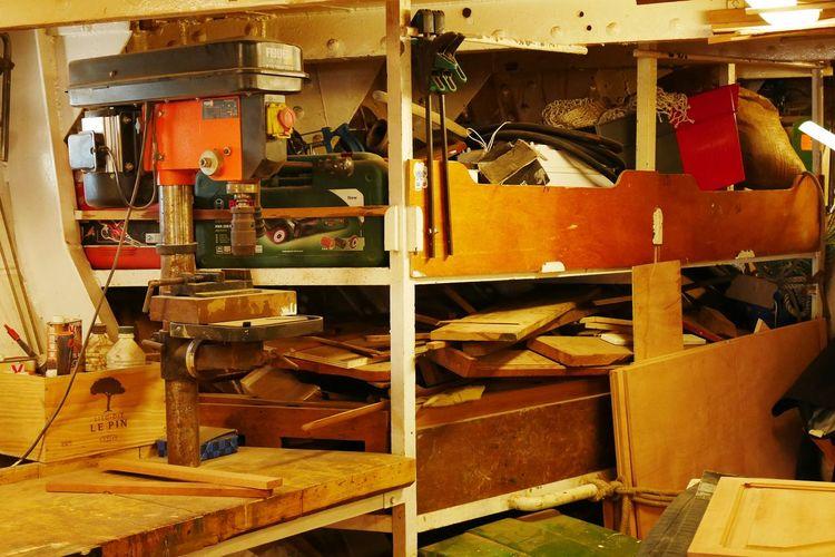 Menuiserie sur le Belém Joinery Workshop Carpentry Indoors  Workshop Port De La Lune Boat Old Boat Minimalism Nautical Vessel Nautical Nautical Theme Nautical Equipment Close-up Bordeaux