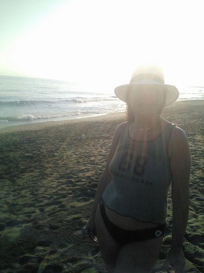 Hi world. That's me. Last summer. My Own Photography Nofilters SUN&SEA Onthebeach LastSummer❤ Summer ☀ Summer2015😎🌞 Sun And Shadow