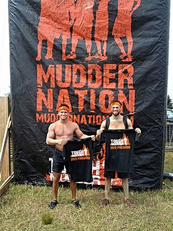 first time tough missed! Summer Tough Mudder